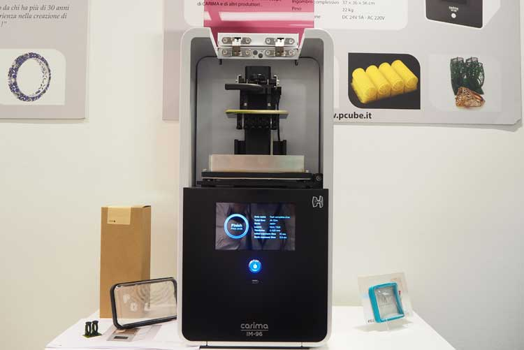 CARIMA IM96 3D Printer for Jewelry