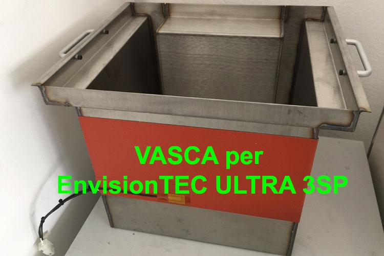 Macchine usate e di occasione pcube srl for Vasca per laghetto usata