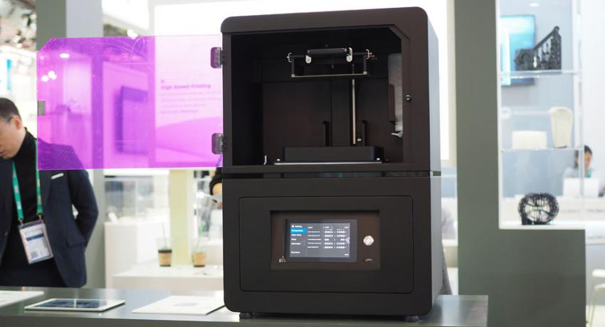High precision 3D printer for industrial applications